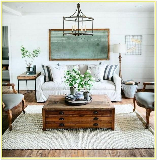 2019 Country Home Living Room Ideas