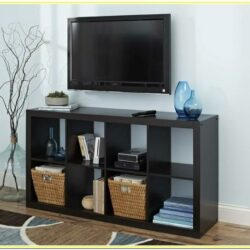 6 Cube Shelf Idea For Living Room