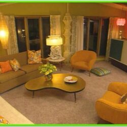 70s Chic Living Room Ideas