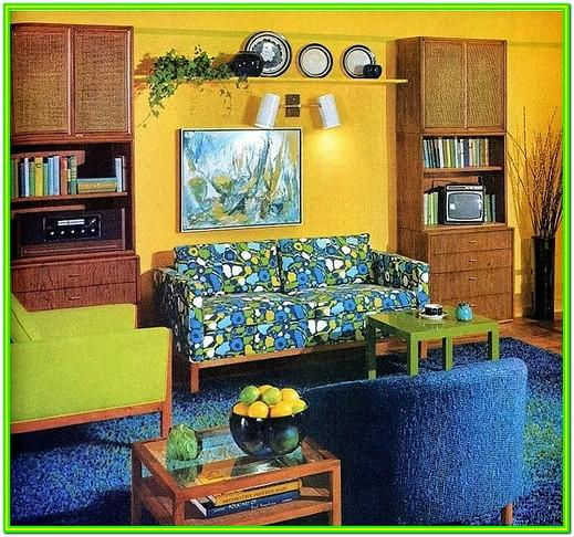 70s Style Living Room Ideas