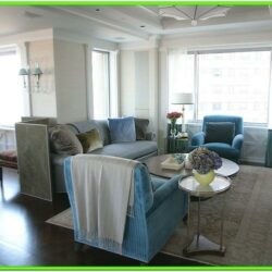 Aqua And Grey Living Room Ideas