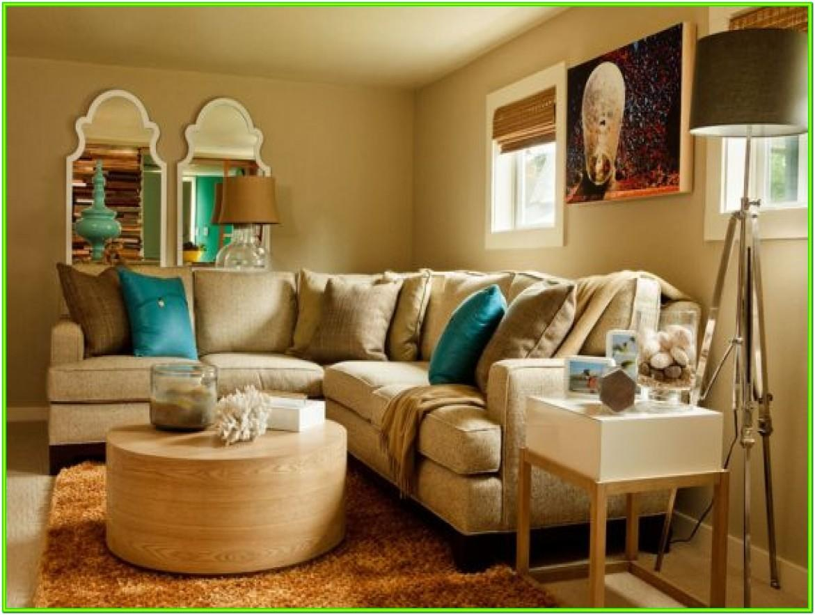 aqua living room design ideas