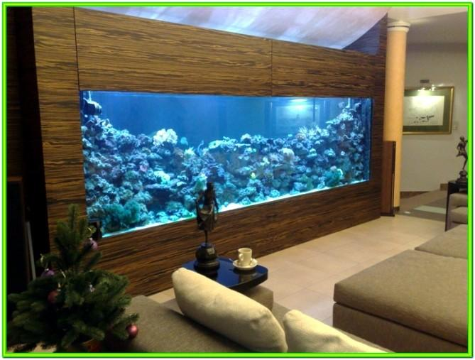 Aquarium Ideas For Living Room