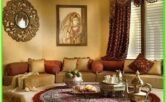 Arab Living Room Deco Ideas