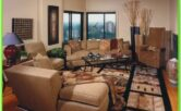 Asian Contemporary Living Room Ideas