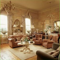 At Home Living Room Ideas Scaled
