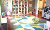 Baby Boy Playroom In Living Room Ideas