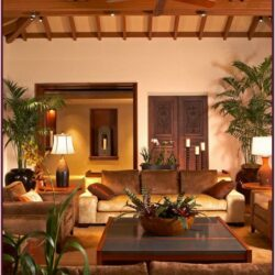 Bali Style Living Room Ideas 1