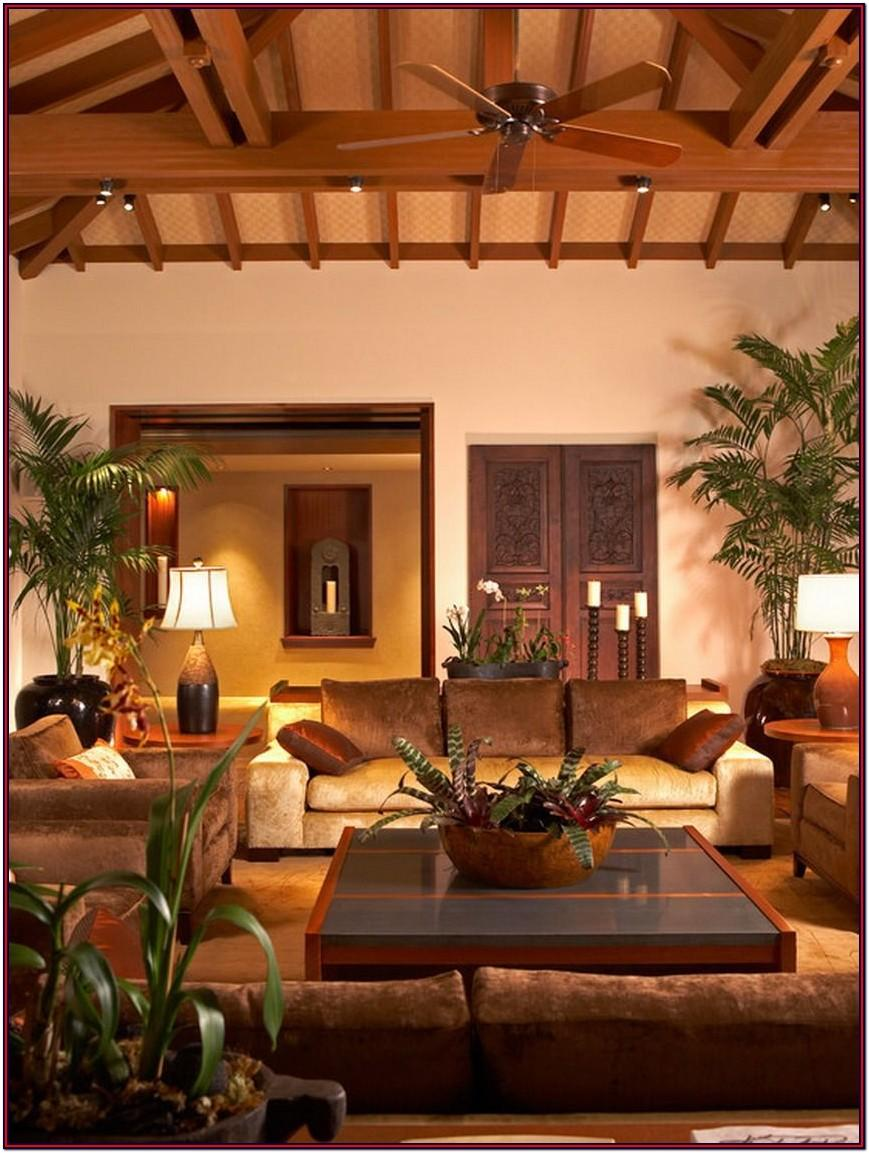Bali Style Living Room Ideas
