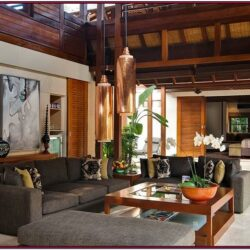 Balinese Style Living Room Ideas 1