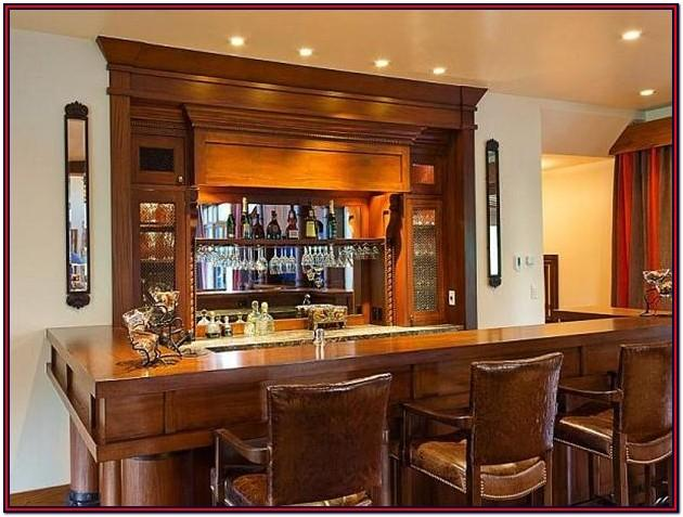 Bar Design Ideas For Living Room