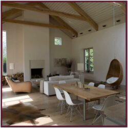 Barn House Living Room Ideas