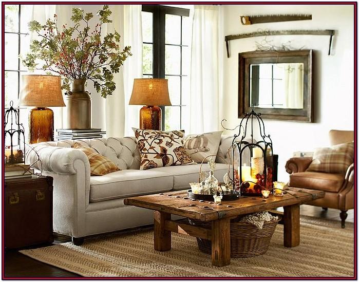 Barn Living Room Ideas