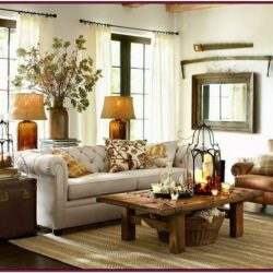 Barn Style Living Room Ideas 1