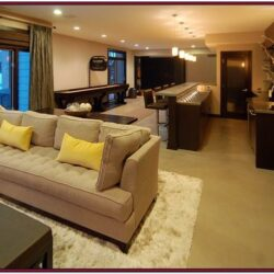 Basement Bedroom Living Room Ideas