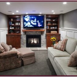 Basement Living Room Color Ideas 1