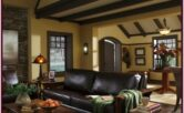 Basement Living Room Ideas Wood Trim