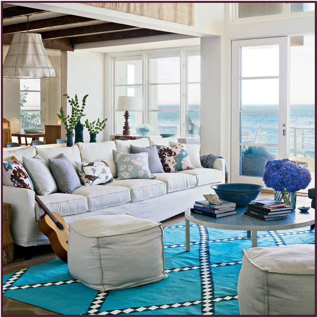 Beach Chic Living Room Ideas