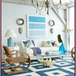 Beach Theme Ideas For Living Room