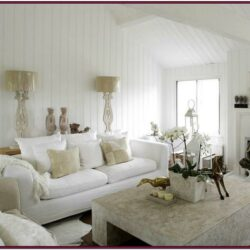 Beadboard Living Room Ideas