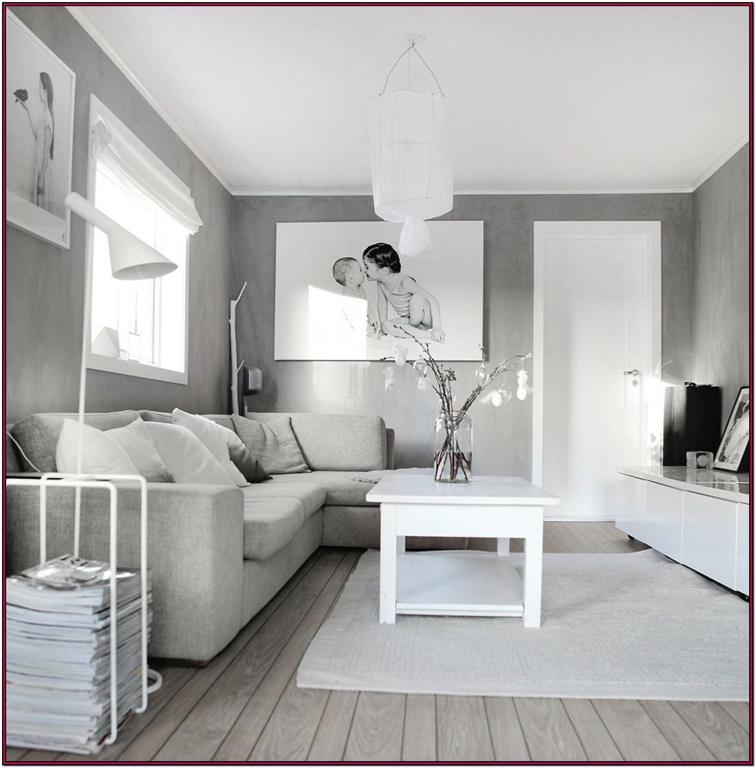 Beautiful Grey And White Living Room Ideas