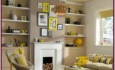 Beautiful Shelves Ideas For Living Room