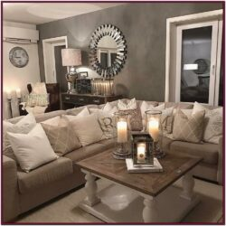 Beige And Black Living Room Ideas
