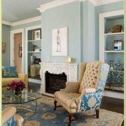 Beige And Blue Living Room Ideas 1