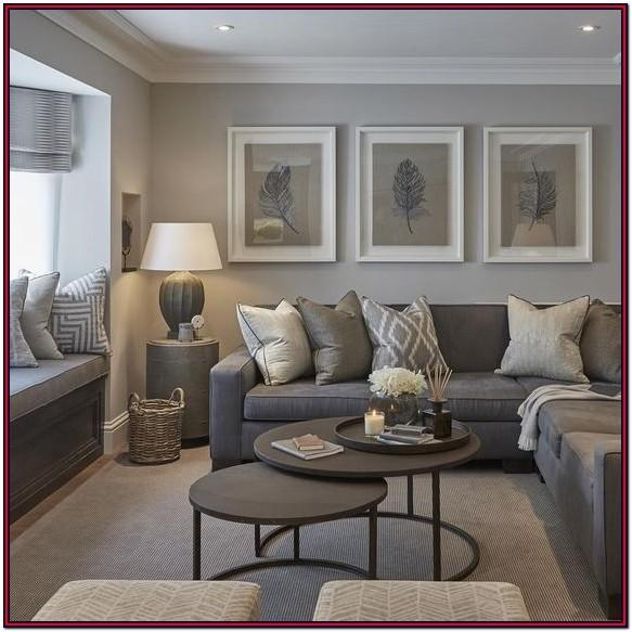 Beige And Gray Living Room Ideas