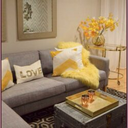 Beige And Yellow Living Room Ideas
