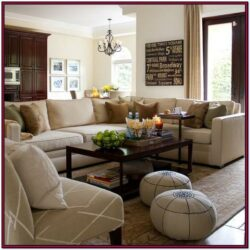 Beige Sectional Living Room Ideas