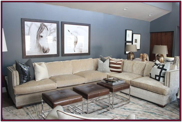 Beige Velvet Sofa Living Room Ideas