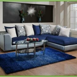 Big Couch Living Room Ideas Navy Blue