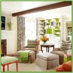 Big Living Room Neutral Ideas