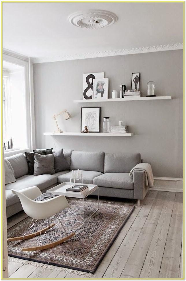 Blank Wall Ideas Living Room