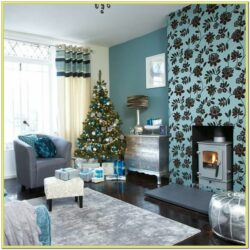 Blue And Teal Living Room Ideas