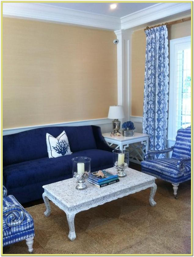 Blue Furniture Living Room Ideas