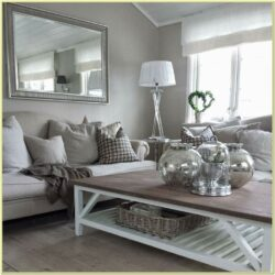 Blue White And Silver Living Room Ideas