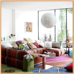 Boho Chic Living Room Design Ideas