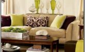Brown And Lime Green Living Room Ideas