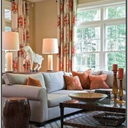 Brown And Rust Living Room Ideas