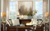 Brown Black Living Room Ideas