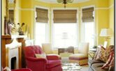 Brown Couch Yellow Living Room Ideas