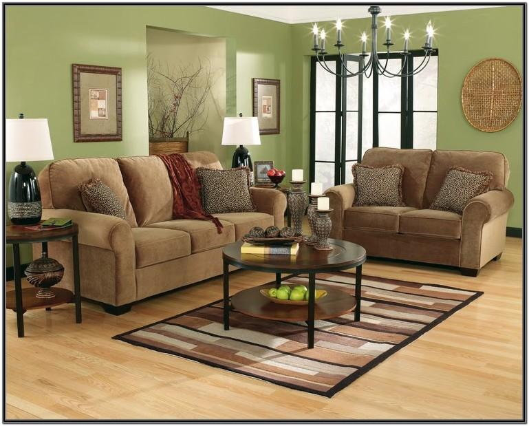 Brown Green And Cream Living Room Ideas
