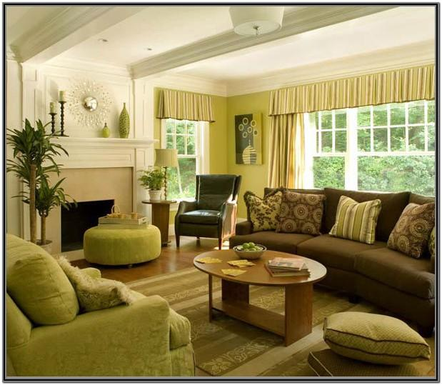 Brown Living Room Ideas Pictures