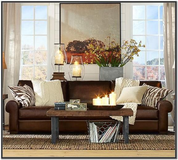 Brown Sectional Couch Living Room Ideas