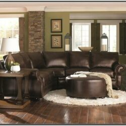 Brown Sectional Living Room Design Ideas