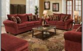 Burgundy Sofa Living Room Ideas