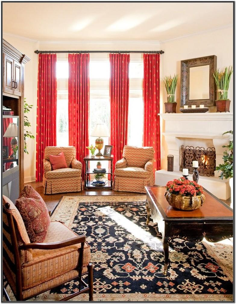 Burnt Orange And Gold Living Room Ideas
