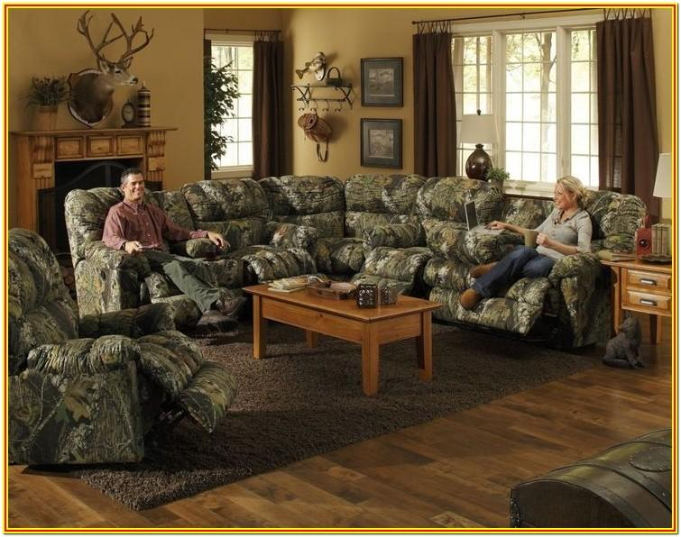 Camouflage Living Room Ideas